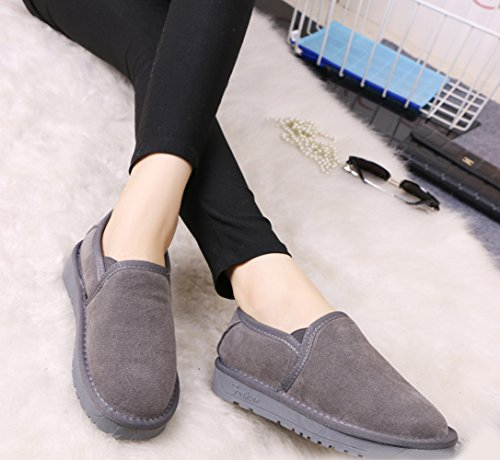 Pictures of Oyangs SlippersWomenLeather SlippersHouse SlippersHouseshoes SlippersWomenEdema Slippers of 05280330 2