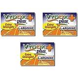 """VYDOX PLUS """"Double Strength"""" Male Virility Enhancement PENIS PILLS L-Arginine ENLARGEMENT (3 Months """"Plus"""")"""