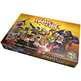 Panic Fire - Fast Paced Shoot-Out Party Board Game - Includes Electronic Toy Gun W/ Scope - Quick Game Lasts 15 Minutes Or Less - For Family, Friends, Teens, Adults, Kids - 2 to 5 Players, 13 & Up