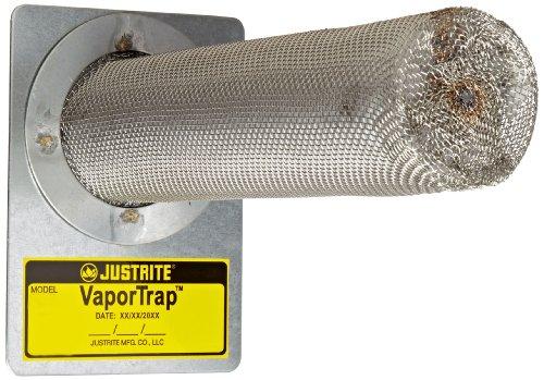 Justrite 29916 VaporTrap Cabinet Filter, 2-1/4