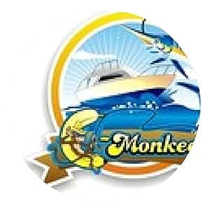 alfombrilla de ratón pesca vector de imagen del logotipo - ronda - 20cm