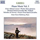Grieg: Piano Music, Vol. 3