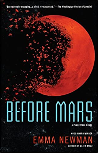 Image result for before mars emma newman