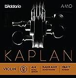 D\'Addario Kaplan Amo Violin A String, 4/4 Scale, Heavy Tension