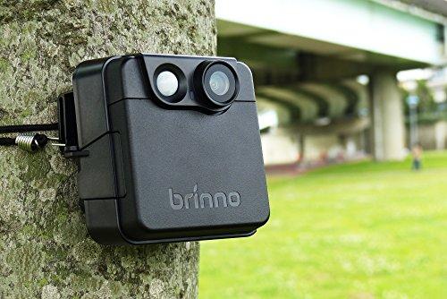 Brinno MAC200DN Portable Motion Activated Wireless Outdoor Security Camera (Black) by Brinno (Image #6)