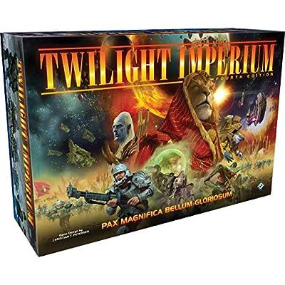 Twilight Imperium - 4th Edition: Toys & Games