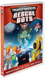 Transformers Rescue Bots: Adventures In Time And Space