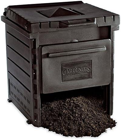 Amazon.com: Deluxe Pyramid compostador, plástico reciclado ...