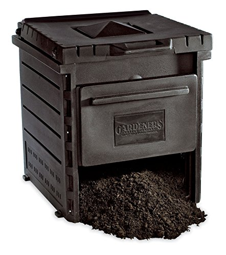 Deluxe Pyramid Composter, Recycled Plastic Composter by Gardener's Supply Company (Image #5)