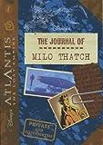 Atlantis the Lost Empire: The Journal of Milo Thatch (Disney's Atlantis) by Disney (2002-02-07)