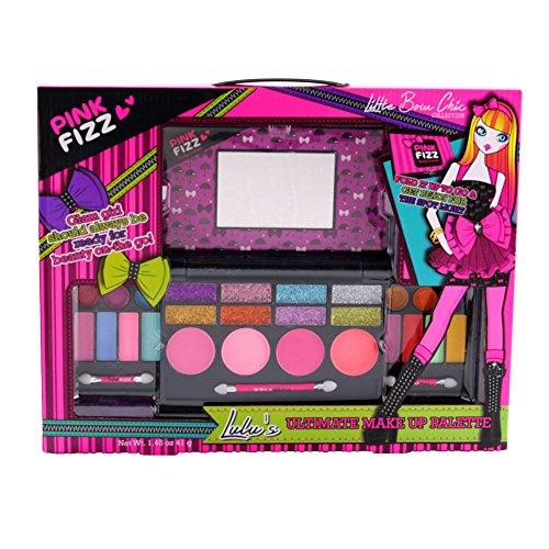 Girls Deluxe Makeup Palette Mirror