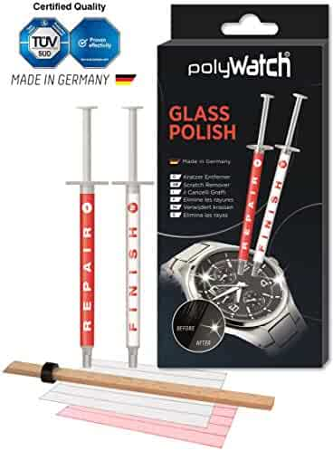 Polywatch Glass Polish All Kinds Of Glass Scratch Remover/Sapphire Scratch Remover / Repair Cell Phone Screens
