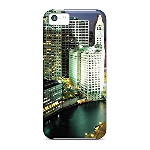 Sanp On Cases Covers Protector For Iphone 5c (downtown66)