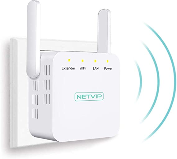 Wireless WiFi Internet Signal Booster Range Extender Network Increase Router 300