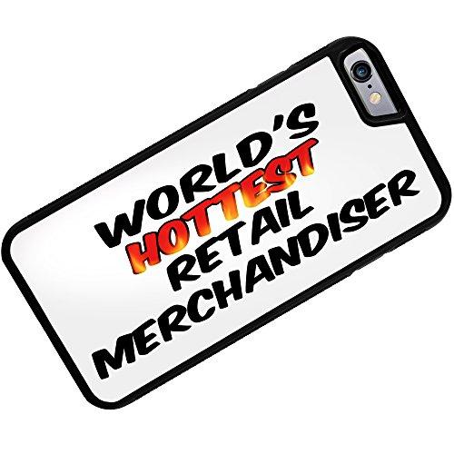 Merchandiser Case (Rubber Case for iphone 6 Worlds hottest Retail Merchandiser -)