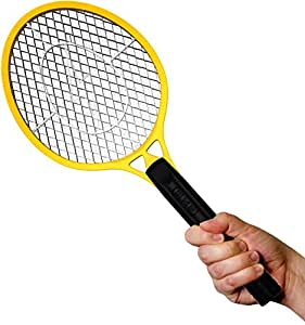 Amazon Com Bugzoff Electric Fly Swatter Racket Best