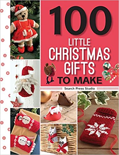 100 little christmas gifts to make 100 little gifts to make search press studio 9781782214045 amazoncom books - Amazon Christmas Gifts