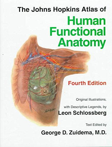 [The Johns Hopkins Atlas of Human Functional Anatomy] (By: Leon Schlossberg) [published: February, 1998] ()