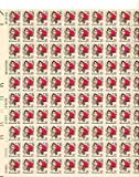 Mailbox Christmas Sheet of 100 x 13 Cent US Postage Stamps NEW Scot 1730 by USPS