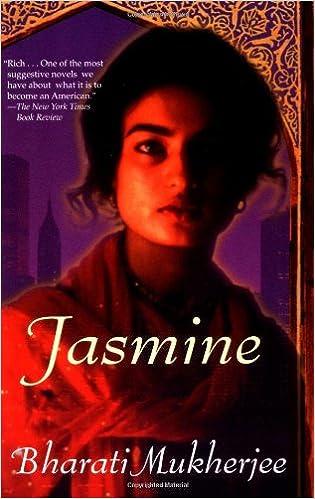 e319f5a6b25405 Jasmine  Bharati Mukherjee  9780802136305  Amazon.com  Books