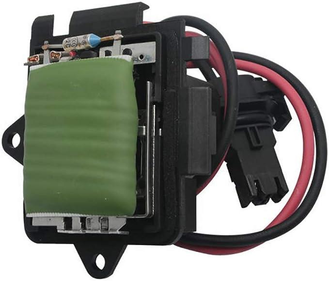 Dingln Resistenza motore ventilatore ventilatore riscaldamento per Renault Trafic V-a-u-x-h-a-l-l Vivaro 7701050325