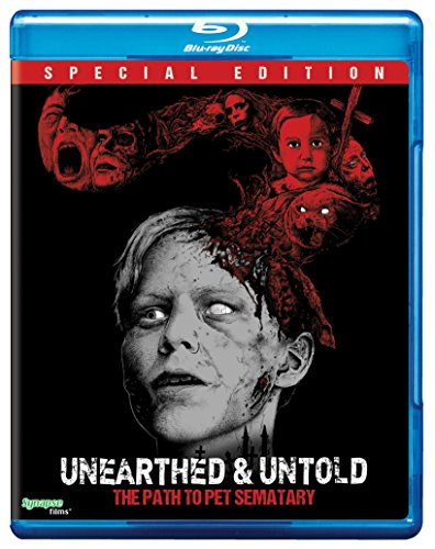 Blu-ray : Unearthed & Untold: The Path To Pet Sematary (Blu-ray)