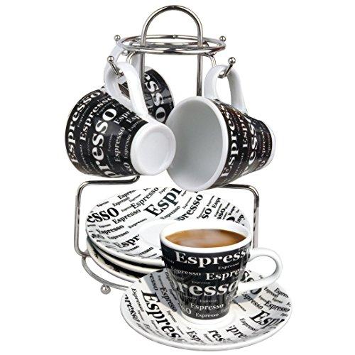 espresso set stand - 5