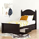 South Shore Savannah Twin Platform Bed in Chocolate Review and Comparison