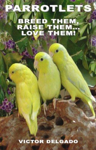 General Information about Pet Parrotlets