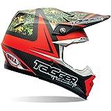 Bell Moto-9 Flex Tagger Rekluse Motocross Helmet - Small