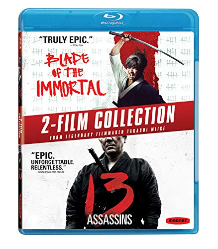 Blade Of The Immortal / 13 Assassins 2-Film Collection [Blu-ray] ()