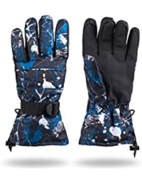 Winter GloveThinsulate Insulated Lined Windproof Ski Snowboarding Skiing Gloves