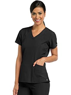 920ed2c8a66 Amazon.com: Barco ONE Crew Neck Long Sleeve Tee for Women - Seamless ...