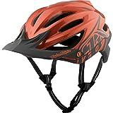 Troy Lee Designs A2 MIPS Helmet Decoy Orange/Gray, M/L Review