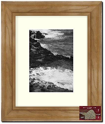 Medium Oak Picture Frame