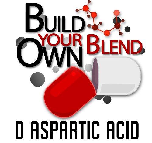 250 grammes (8,83 oz) D acide aspartique (DAA) de poudre en vrac