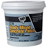 Dap 31090 1-Gallon Interior/Exterior Concrete Patcher