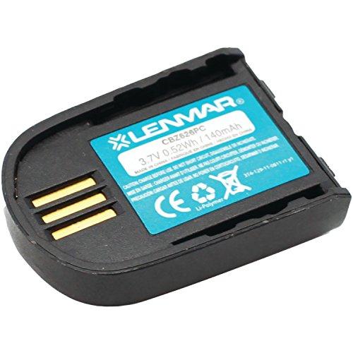 LENMAR Replacement Battery for Plantronics Savi WH500, W440, W740 & W745 - Bluetooth Wireless Headset- Retail Packaging- Black by Lenmar