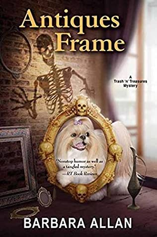 book cover of Antiques Frame