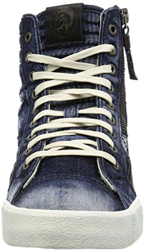 Diesel D-String Plus Hombres Moda Zapatos Añil