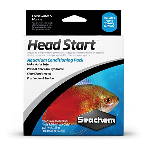Seachem Headstart Conditioning Pack (Box of 3 100ml)