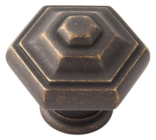 Alno A1530-BARC Geometric Transitional Knobs, Barcelona by Alno