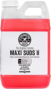 Chemical Guys CWS_101_64 Car Wash Shampoo, 64 fl. oz.