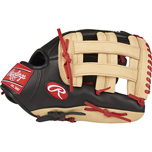 Rawlings GXLE Gamer Right Hand Pro H Web 12-3/4