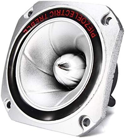 Queenwind 100W ピエゾホーンスピーカーツイーター30KHZ 圧電ヘッドドライバースピーカートレブル