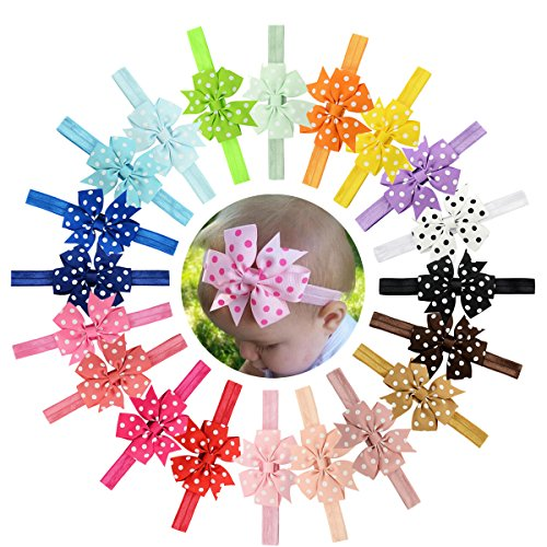Toddlers Children Boutique Elastic Headbands product image