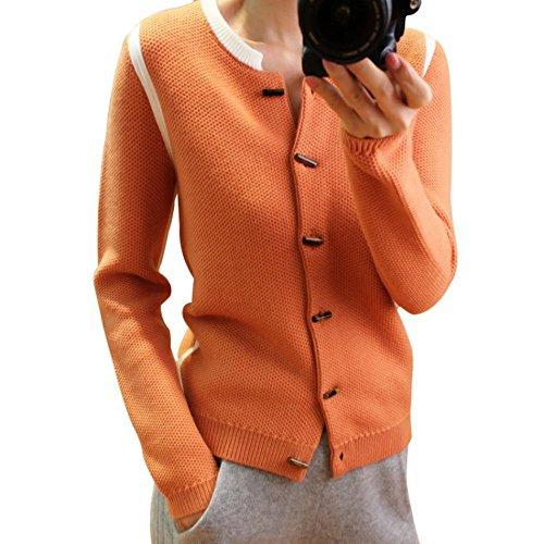 新しい春のファッションカーディガンロングスリーブスウェットシャツ
