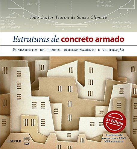 Estruturas Concreto Armado Fundamentos Dimensionamento ebook
