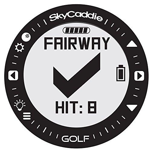 SkyCaddie LINX Watch, White, Small by SkyCaddie (Image #3)