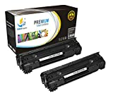 Catch Supplies 79A CF279A 2 Pack Black Premium Replacement Toner C (Small Image)